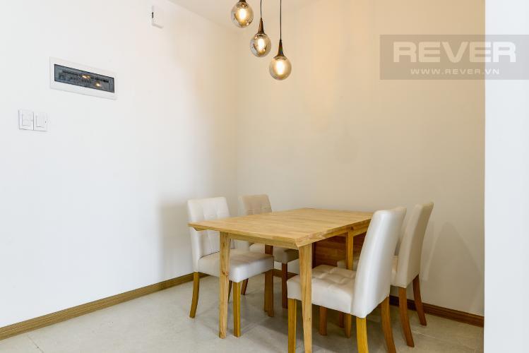 Phòng Ăn Bán hoặc cho thuê căn hộ New City Thủ Thiêm 3PN 2WC, nội thất cơ bản, view nội khu