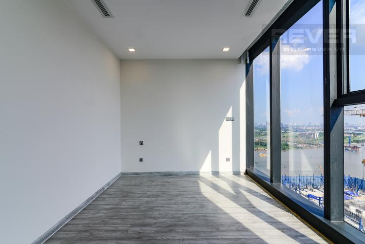 Phòng Ngủ 1 Bán căn hộ Vinhomes Golden River 3PN, tầng trung, tháp The Luxury 6, view sông Sài Gòn