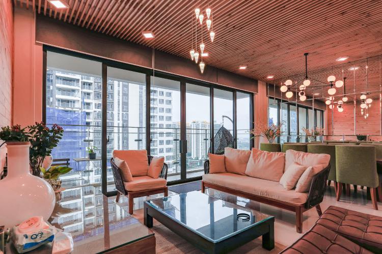 Căn góc Estella Heights 3 phòng ngủ tầng cao hướng Bắc tòa T1