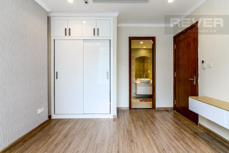 Phòng Ngủ 1 Căn hộ Vinhomes Central Park 2 phòng ngủ tầng cao C2 nhà trống