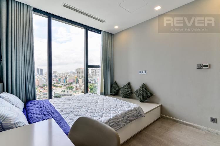 Phòng Ngủ 2 Căn hộ Vinhomes Golden River tầng thấp tòa Aqua4 tầng thấp 3 phòng ngủ view sông