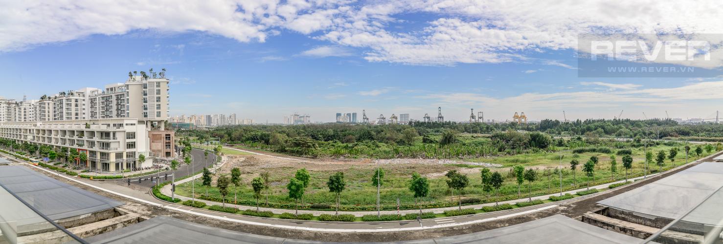 View Nhà phố thương mại đường Nguyễn Cơ Thạch khu đô thị Sala