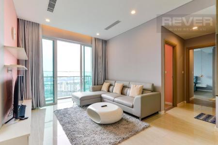 Cho thuê căn hộ Sadora Apartment 2PN, diện tích 92m2, đầy đủ nội thất, view sông và công viên