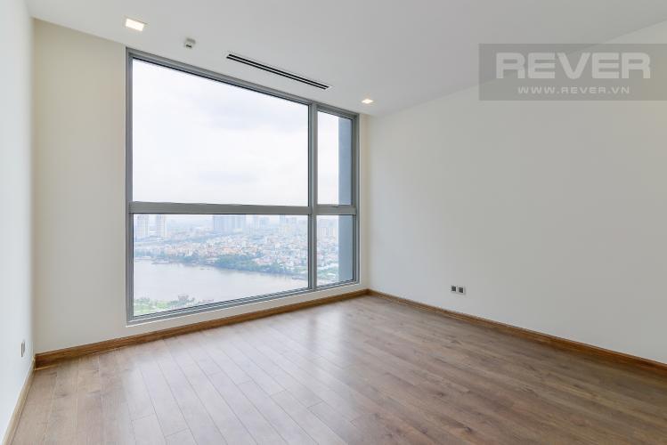 Phòng Ngủ 3 Căn góc Vinhomes Central Park 4 phòng ngủ tầng cao P1 view sông