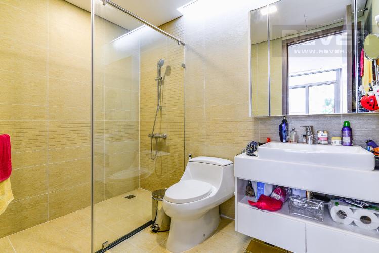 Phòng Tắm 2 Căn hộ Vinhomes Central Park tầng trung view sông 2PN, full nội thất