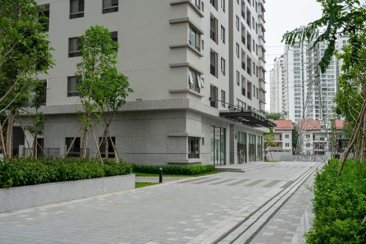 tòa nhà căn hộ Saigon South Residence Cho thuê căn hộ Saigon South Residence nội thất đẩy đủ, view công viên