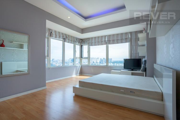 Phòng Ngủ 3 Căn góc Saigon Pearl 3 phòng ngủ tầng thấp Ruby 1