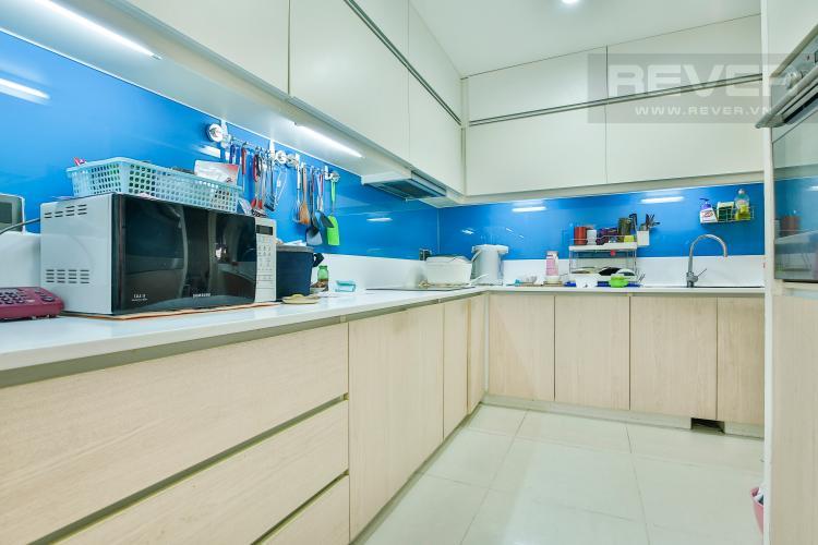 Bếp Căn hộ The Estella Residence 3 phòng ngủ, tầng cao T1, nội thất đầy đủ