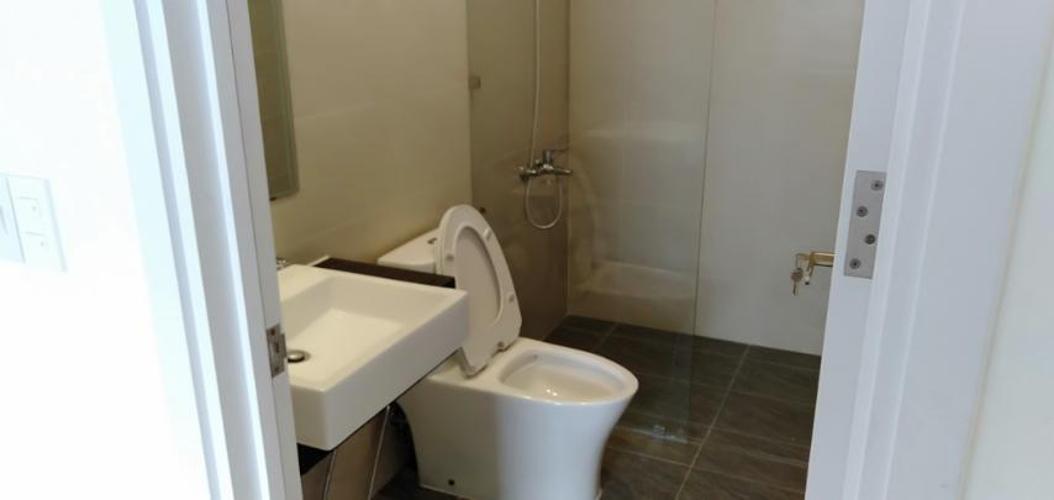 Phòng tắm Thủ Thiêm Dragon, Quận 2 Căn hộ Thủ Thiêm Dragon tầng trung, view thành phố.