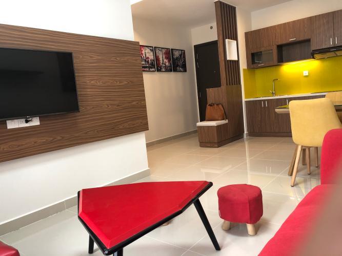 Bán căn hộ Sunrise Riverside thuộc tầng thấp, diện tích 70m2, 2PN đầy đủ nội thất, ban công hướng Nam, view nội khu