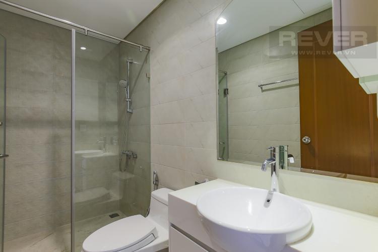 Phòng Tắm Bán căn hộ Officetel Vinhomes Central Park 2 phòng ngủ tầng thấp tháp Landmark 3, đầy đủ nội thất cao cấp