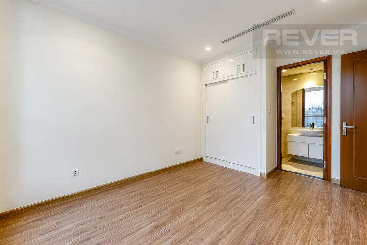 Phòng ngủ 1 Căn hộ Vinhomes Central Park 3 phòng ngủ tầng thấp L2 hướng Đông Bắc