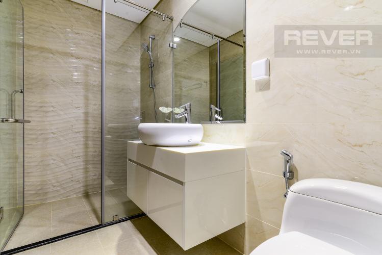 Phòng Tắm 1 Căn hộ Vinhomes Central Park tầng cao tòa Landmark 1, 3 phòng ngủ view sông