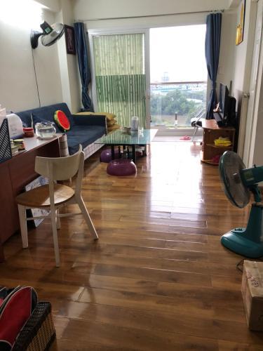 Căn hộ E-Home 5 The Bridgeview hướng Đông Bắc, nội thất đầy đủ.