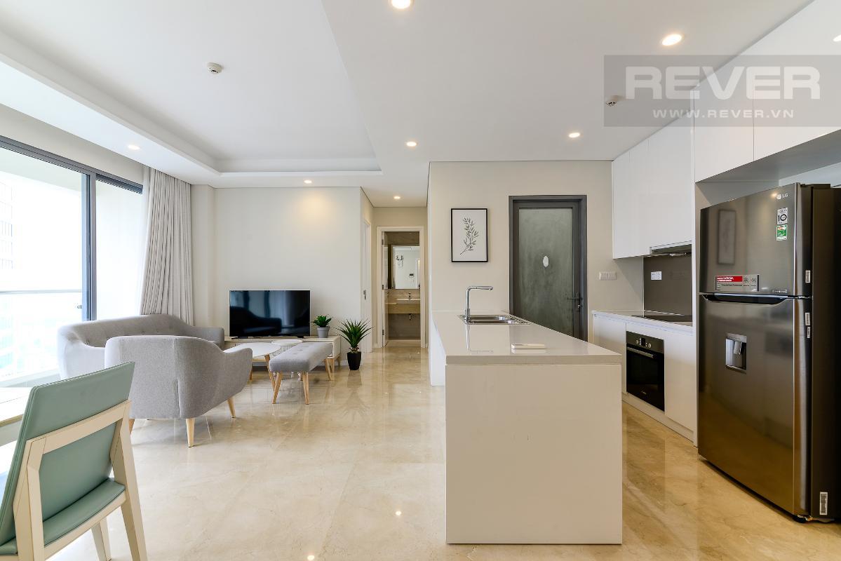 _DSC4167 Cho thuê căn hộ Diamond Island - Đảo Kim Cương 2 phòng ngủ, tầng 21, diện tích 82m2, đầy đủ nội thất