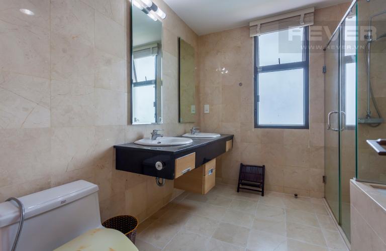 Phòng tắm 1 Villa Compound Riviera Quận 2 thiết kế sang trọng, đầy đủ tiện nghi