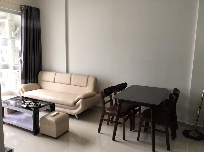 Bán căn hộ Sunrise Riverside thuộc tầng trung, diện tích 70.61m2, 2 phòng ngủ, đầy đủ nội thất