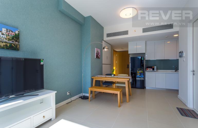 Tổng Quan Bán và cho thuê căn hộ Aspen Gateway Thảo Điền tầng cao, 1PN, đầy đủ nội thất
