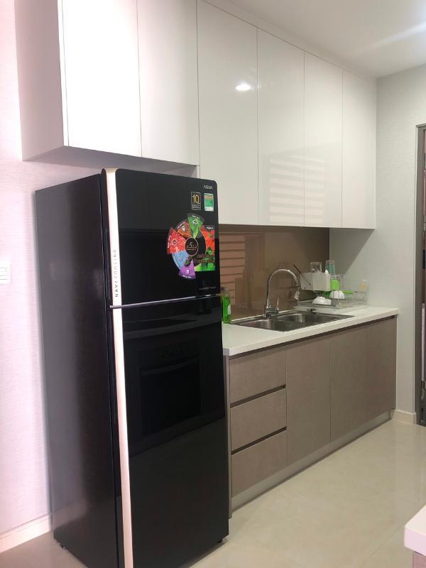 dd3090f6cfab29f570ba Bán căn hộ Masteri Millennium 2PN, block B, đầy đủ nội thất, view Bitexco