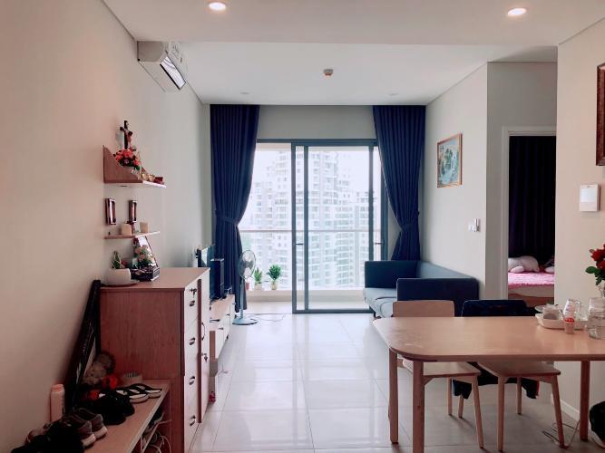 Bán căn hộ Diamond Island tầng cao, diện tích 49.23m2 - 1 phòng ngủ, nội thất cơ bản.