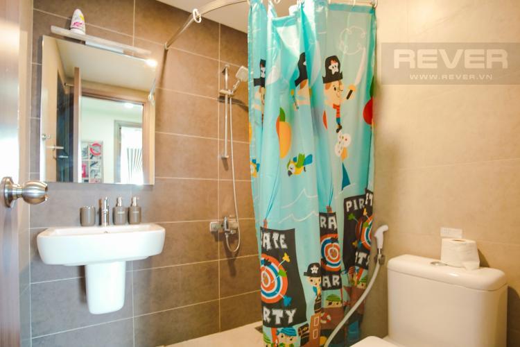 Phòng Tắm 1 Bán căn hộ Lexington Residence 2PN, tháp LA, đầy đủ nội thất, view đại lộ Mai Chí Thọ