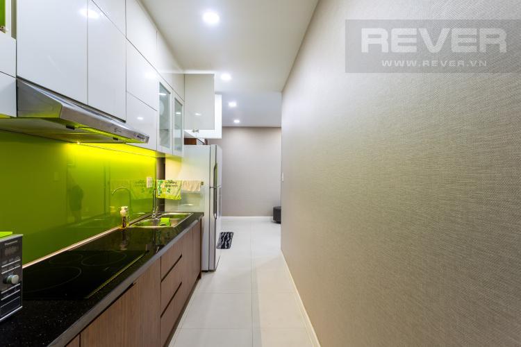 Khu Vực Bếp Bán và cho thuê căn hộ Lexington Residence tầng cao, tháp LA, 2PN, đầy đủ nội thất