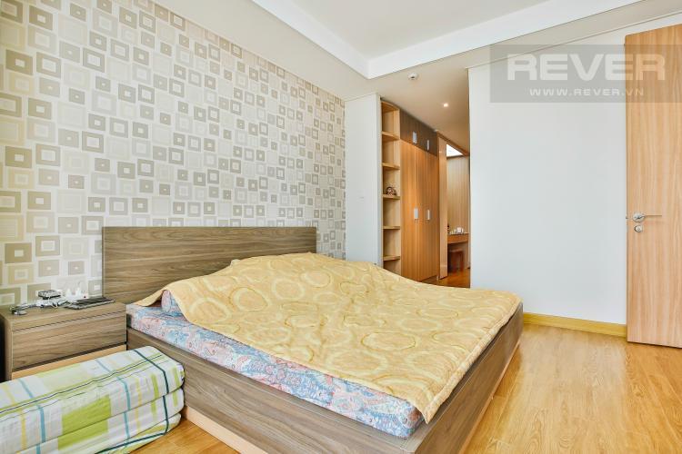 Phòng Ngủ 2 Căn hộ Cantavil Premier tầng cao D2 nội thất đầy đủ
