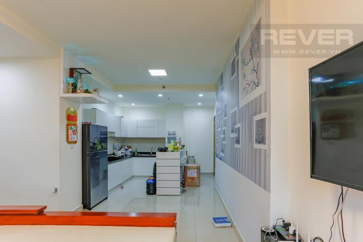 Phòng Khách và Bếp Căn hộ The Park Residence 2 phòng ngủ tầng cao B2 nội thất đơn giản