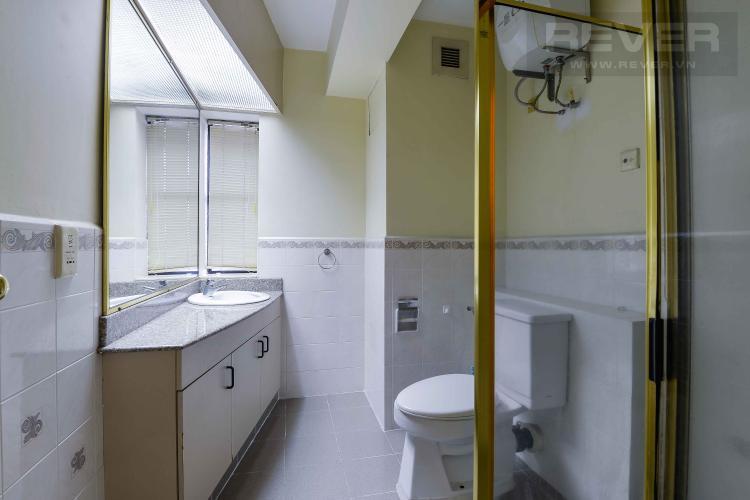 Toilet 1 Cho thuê căn hộ Parkland Apartment 3PN, diện tích 140m2, đầy đủ nội thất