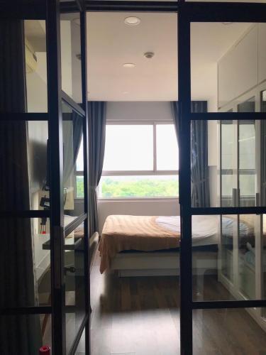 Phòng ngủ căn hộ LEXINGTON RESIDENCE Bán căn hộ Lexington Residence 1PN, tầng 9, đầy đủ nội thất, ban công Đông Nam