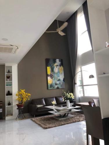 Bán hoặc cho thuê căn hộ duplex Vista Verde 4PN, tháp T2, diện tích 200m2, đầy đủ nội thất