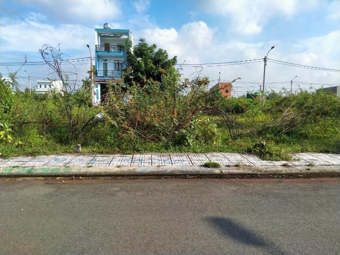 Bán đất nền phường Long Phước, diện tích đất 50.3m2, sổ hồng đầy đủ.
