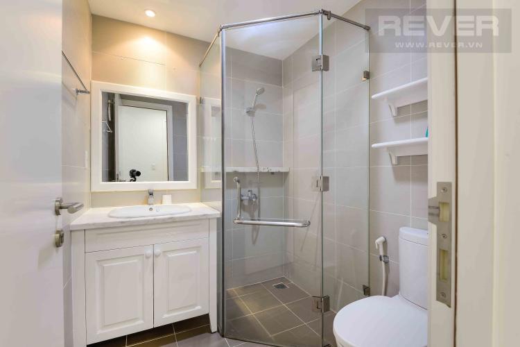 Toilet 1 Cho thuê căn hộ Masteri Thảo Điền 2PN tầng cao, nội thất đầy đủ, khu dân cư yên tĩnh