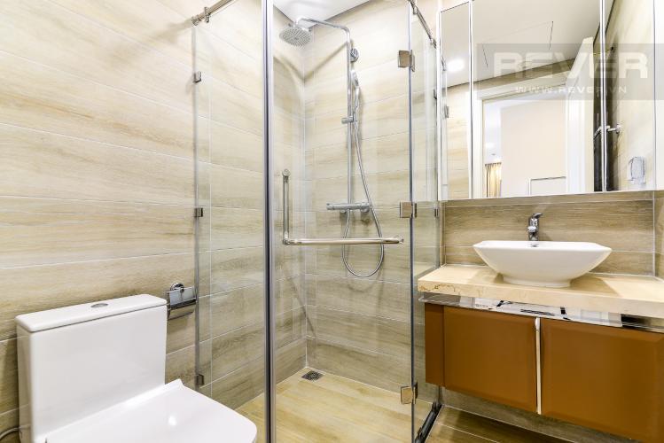 Phòng Tắm 1 Căn hộ Vinhomes Golden River 3 phòng ngủ tầng trung A4 hướng Tây Nam
