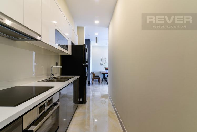 Nhà Bếp Căn hộ Vinhomes Golden River 2 phòng ngủ tầng cao A4 view sông
