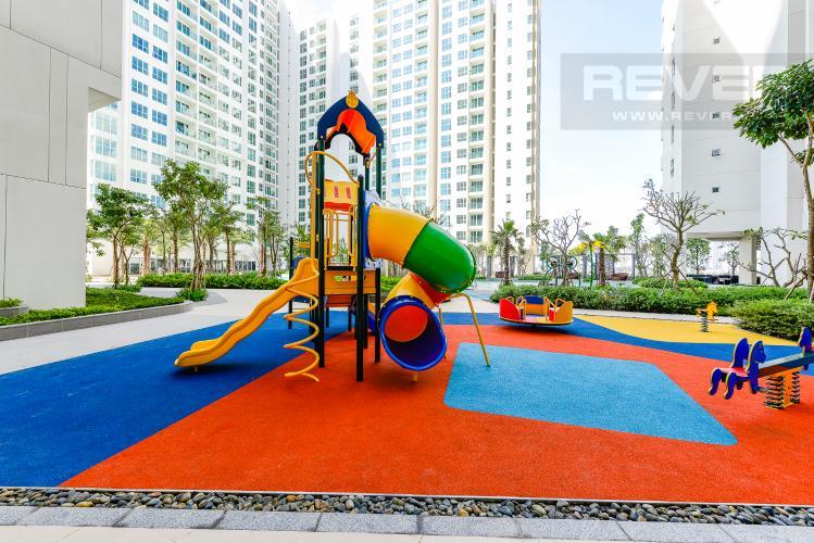 Sân Chơi Căn hộ Sadora Sala Đại Quang Minh 2PN đầy đủ nội thất, view hồ bơi và công viên
