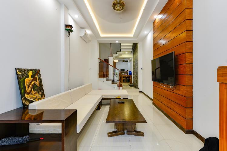 Nhà phố mặt tiền Điện Biên Phủ, Bình Thạnh, 4 phòng ngủ