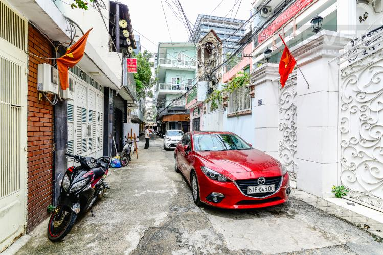 Lộ Giới Nhà phố 4 phòng ngủ đường Nguyễn Trọng Tuyển diện tích đất 60.3m2