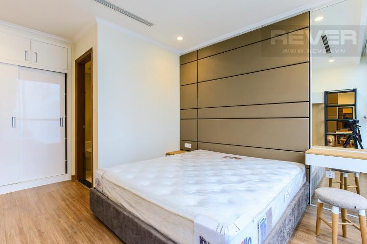 Phòng Ngủ 1 Căn góc Vinhomes Central Park 3 phòng ngủ, tầng cao L3, nội thất đầy đủ