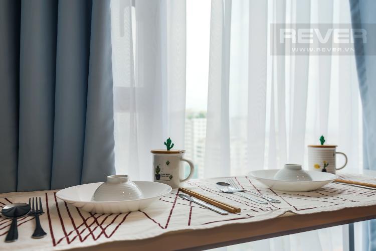 Bàn Ăn Bán căn office-tel RiverGate Residence 1PN, đầy đủ nội thất, view đẹp