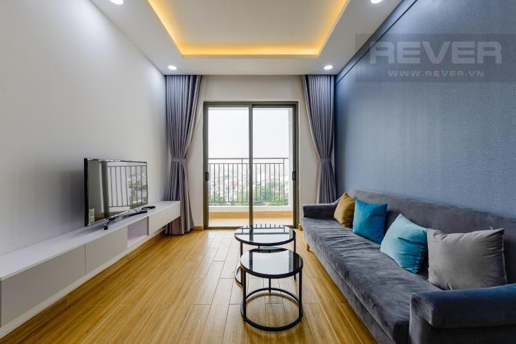 Cho thuê căn hộ Wilton Tower 2PN, tầng thấp, diện tích 68m2, đầy đủ nội thất, view thành phố