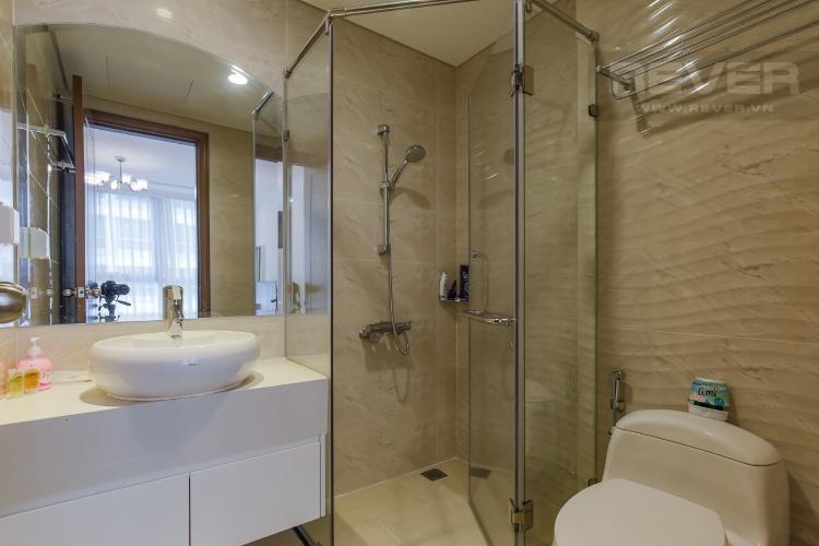 Phòng Tắm 1 Cho thuê căn hộ Vinhomes Central Park 2PN tầng trung, diện tích 71m2, đầy đủ nội thất