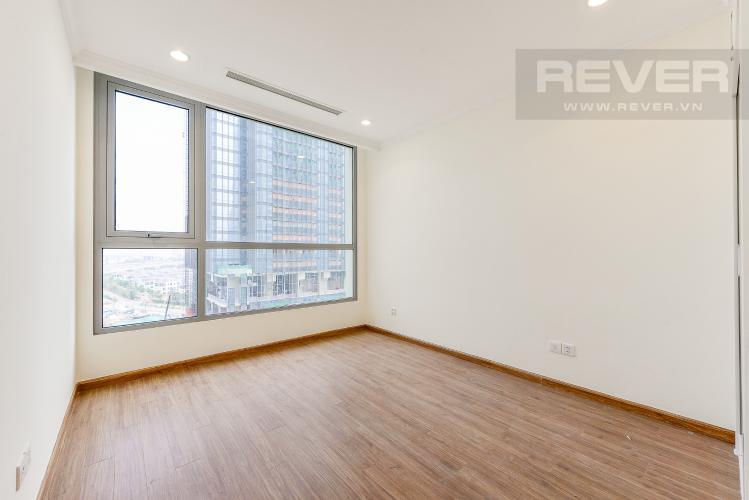 Phòng ngủ 2 Căn hộ Vinhomes Central Park 3 phòng ngủ tầng trung L3 nhà trống