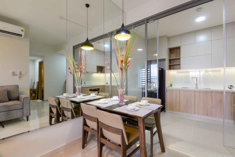 Cho thuê căn hộ The Sun Avenue 2PN, block 6, diện tích 75m2, đầy đủ nội thất đồng bộ