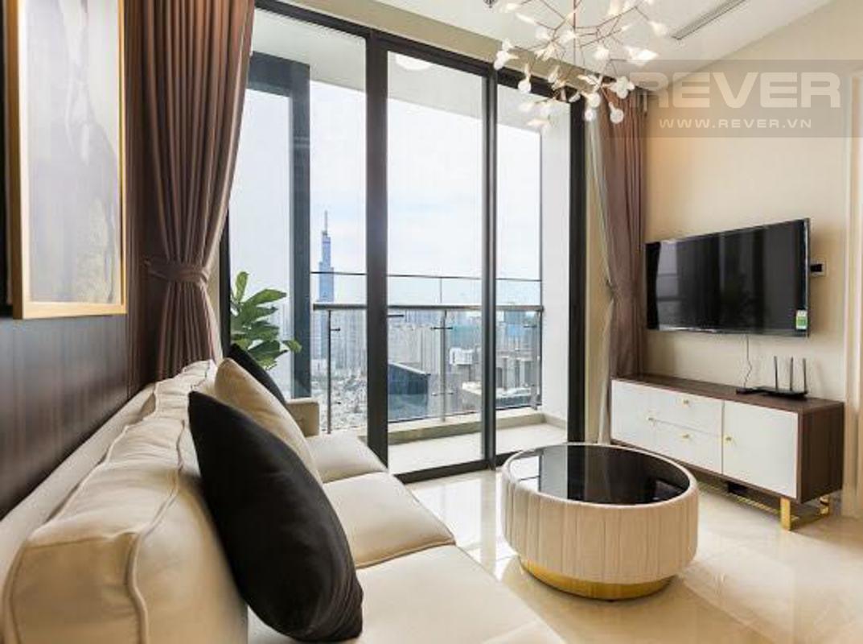 d32a3993e3ce05905cdf Cho thuê căn hộ Vinhomes Golden River 2PN, tầng cao, tháp The Aqua 2, đầy đủ nội thất, view sông và tháp Landmark 81
