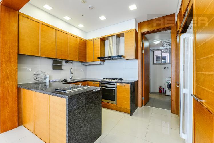 Bếp Căn hộ Xi Riverview Place 3 phòng ngủ tầng trung đầy đủ nội thất