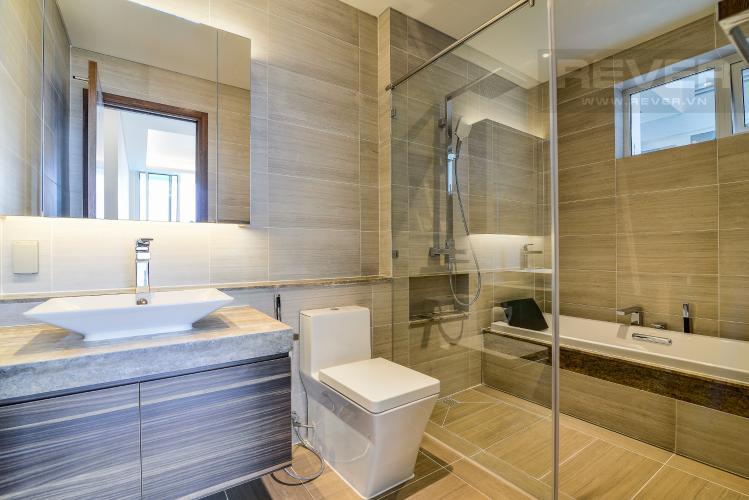 Phòng Tắm 2 Căn hộ Sarimi Sala Đại Quang Minh 2 phòng ngủ tầng thấp tháp B
