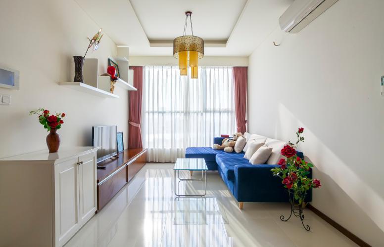 Căn hộ Thảo Điền Pearl 2 phòng ngủ tầng trung tháp B đầy đủ nội thất