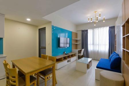Cho thuê căn hộ Masteri Thảo Điền 1PN, tầng cao, tháp T4, đầy đủ nội thất