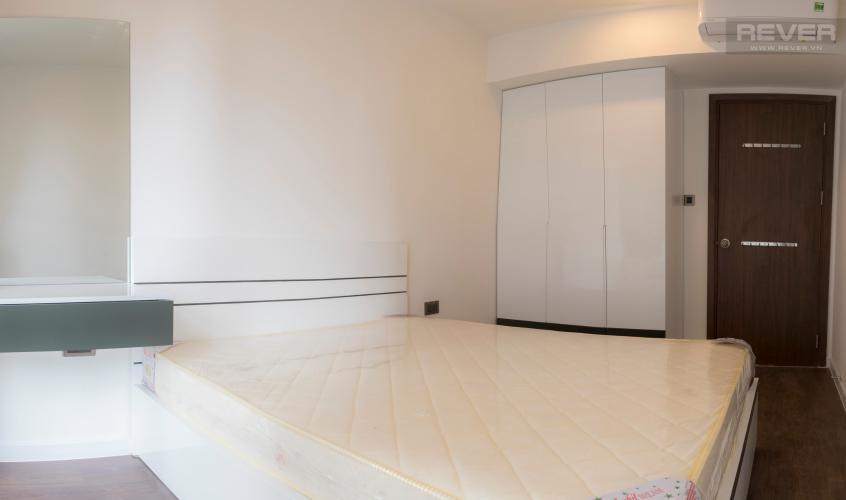 Phòng Ngủ 2 Bán hoặc cho thuê căn hộ Saigon Royal 2PN, tháp A, đầy đủ nội thất, view hồ bơi